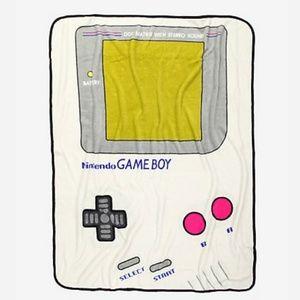 Gameboy Throw Blanket